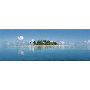 Fototapety Maldive Island rozměr 366 cm x 127 cm