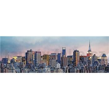 Fototapety New York Skyline rozměr 366 cm x 127 cm