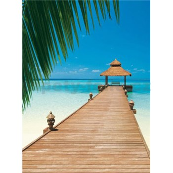 Fototapety Paradise Beach rozměr 183 cm x 254 cm