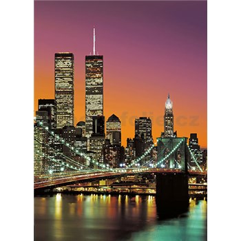 Fototapety Manhattan rozměr 183 cm x 254 cm