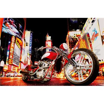 Fototapety Midnight Rider rozměr 175 cm x 115 cm