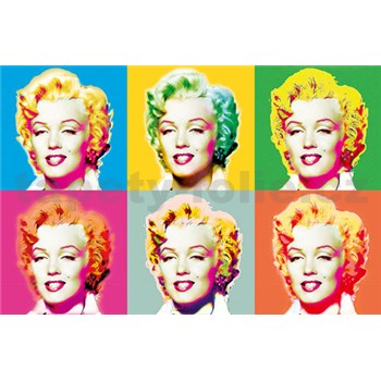 Fototapety Visions of Marylin rozměr 175 cm x 115 cm