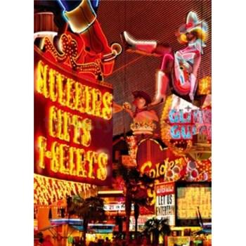 Fototapety Downtown Las Vegas rozměr 183 cm x 254 cm