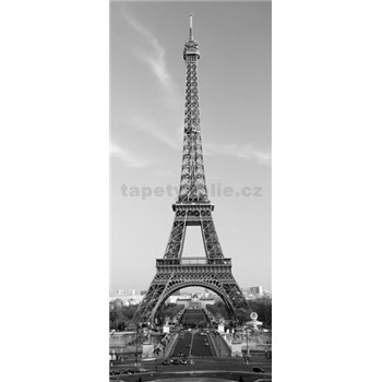 Fototapety Eiffelova věž La Tour Eiffel rozměr 86 cm x 200 cm