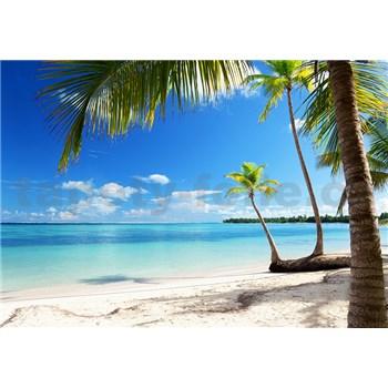 Vliesové fototapety Caribbean Sea rozměr 366 cm x 254 cm