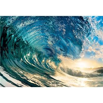 Vliesové fototapety vlna The Perfect Wave rozměr 366 cm x 254 cm