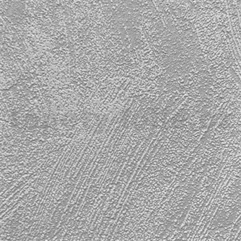 Vliesové tapety na zeď XXL strukturovaná omítkovina šedá MEGA ROLL návin 15m - AKCE