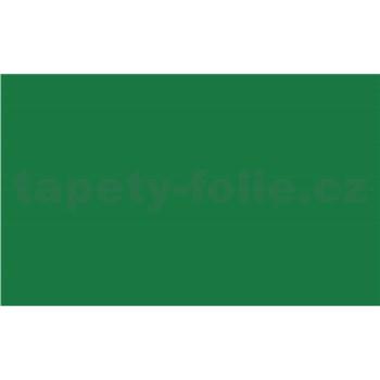 Samolepící fólie tmavě zelená lesklá - 45 cm x 15 m