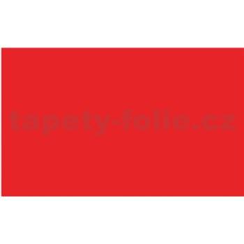 Samolepící fólie červená matná - 45 cm x 15 m