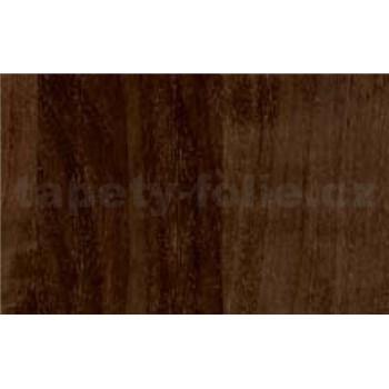 Samolepící tapety dřevo olše tmavá - 90 cm x 15 m