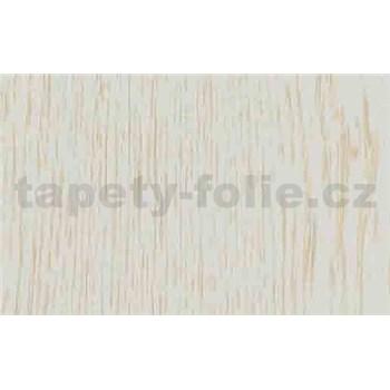 Samolepící tapety dub bílý - renovace dveří - 90 cm x 210 cm