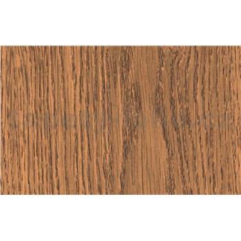 Samolepící tapety dubové dřevo Troncais - renovace dveří - 90 cm x 210 cm