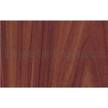 Samolepící fólie mahagonové dřevo světlé - 67,5 cm x 15 m