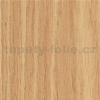 Samolepící tapety dubové dřevo světlé - 90 cm x 15 m