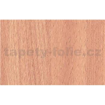 Samolepící tapety jedlové dřevo - prkna - renovace dveří - 90 cm x 210 cm