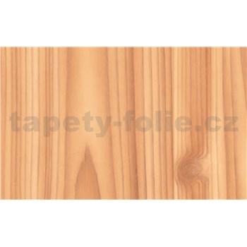 Samolepící tapety borovicové dřevo - renovace dveří - 90 cm x 210 cm