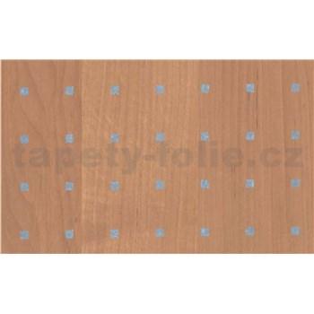 Samolepící tapety dřevo olše světlé s aplikací - 90 cm x 15 m