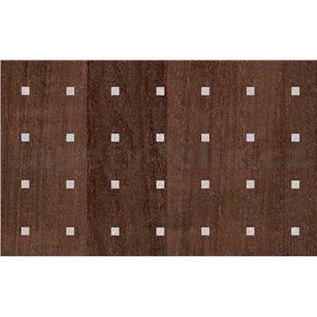 Samolepící tapety dřevo olše tmavá s aplikací - 67,5 cm x 15 m