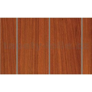 Samolepící tapety teakové dřevo - 90 cm x 15 m