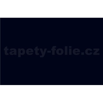 Samolepící fólie černá lesklá - 45 cm x 15 m