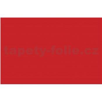 Samolepící fólie červená lesklá - 45 cm x 15 m