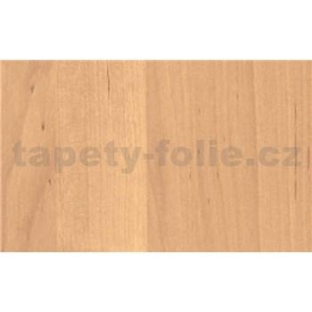 Samolepící tapety olšové světlé dřevo - 45 cm x 15 m