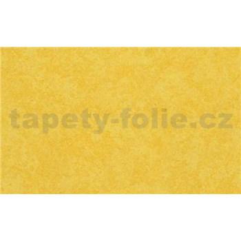 Samolepící tapety hrubá struktura - žlutá - 90 cm x 15 m