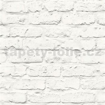 Vliesové tapety na zeď Splendour cihla světle hnědá