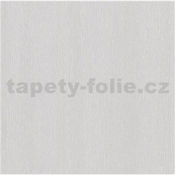 Luxusní vliesové tapety na zeď Avalon strukturované proužky šedé