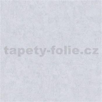 Luxusní vliesové tapety na zeď Avalon strukturovaná omítka šedá
