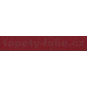 Samolepící bordura fialová 10 m x 2 cm