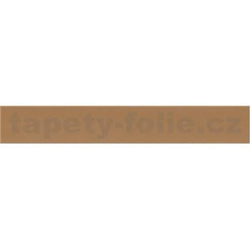 Samolepící bordura zlatá 10 m x 4 cm