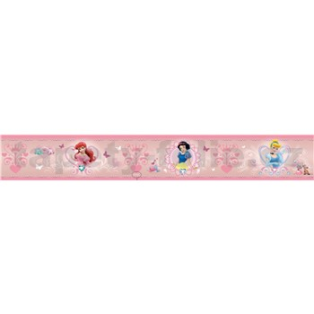 Bordura princezny 5 m x 10,6 cm