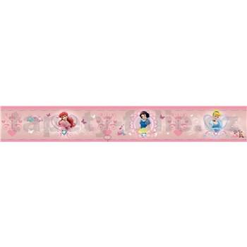Bordura princezny 5 m x 5,3 cm