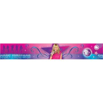 Bordura Hannah Montana STAR 5 m x 10,6 cm