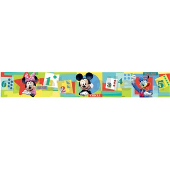 Bordura Mickey Mouse 5 m x 10,6 cm