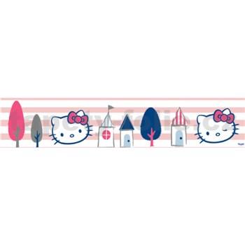 Bordura Hello Kitty 5 m x 10,6 cm