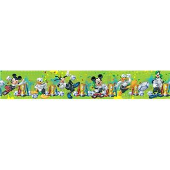 Bordura samolepící Disney olympiáda rozměr 10,6 cm x 5 m