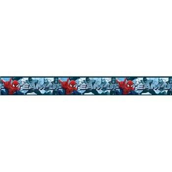 Bordura samolepící Spiderman rozměr 10,6 cm x 5 m