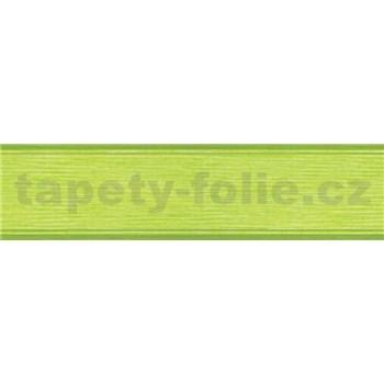 Samolepící bordura světle zelená 5 m x 5 cm