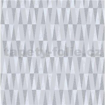 Vliesové tapety IMPOL Carat 2 retro vzor stříbrno-hnědý