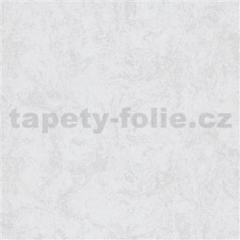 Vliesové tapety IMPOL Carat 2 metalická bílá