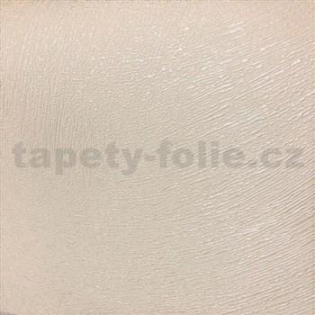 Luxusní vliesové tapety na zeď Colani Evolution stěrka krémová