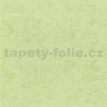 Vliesové tapety na zeď - strukturovaná omítkovina zelená - POSLEDNÍ KUSY