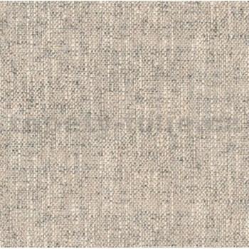 Vliesové tapety na zeď vzor textilní vzor hnědo-černý