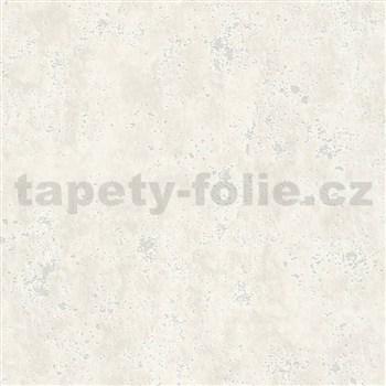 Vliesové tapety na zeď IMPOL beton bílo-šedý
