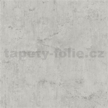 Vliesové tapety na zeď IMPOL Collection beton šedý