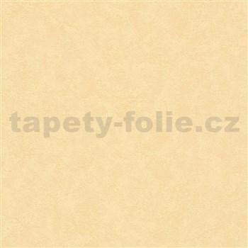 Vliesové tapety IMPOL omítkovina oranžová 10 m2 PROFI ROLL - dvě role v jedné