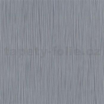 Vliesové tapety na zeď Ouverture jednobarevná šedá žíhaná
