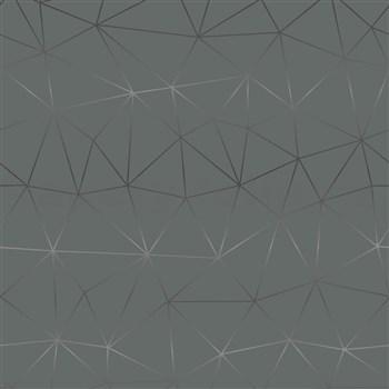 Samolepící fólie Tico stříbrný - 45 cm x 15 m